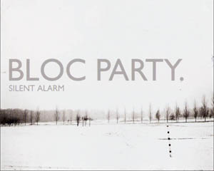 Bloc Party Layout