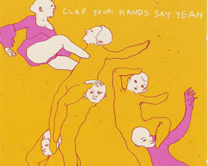 Clap Your Hands Say Yeah Layout
