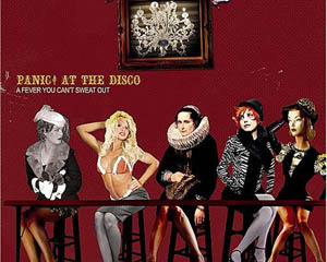 Panic At The Disco Layout