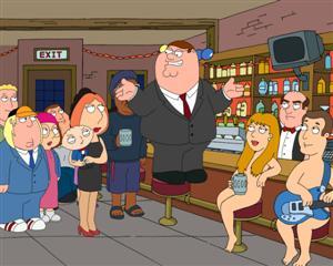 Family Guy 1 Layout