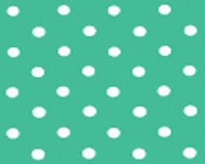Green Polka Dots Layout