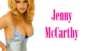 Jenny McCarthy Layout