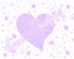 Cupid Struck Purple Layout