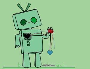 Robot Heart Break Layout