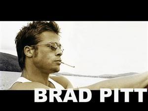 Brad Pitt Layout