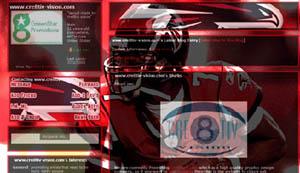 Atlanta Falcons Layout