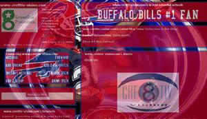 Buffalo Bills Layout