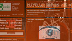 Cleveland Browns Layout