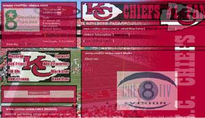 Kansas City Chiefs Layout