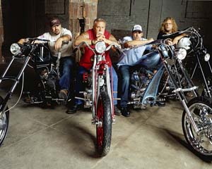 American Chopper Layout