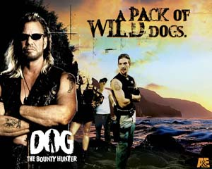 Dog the Bounty Hunter Layout