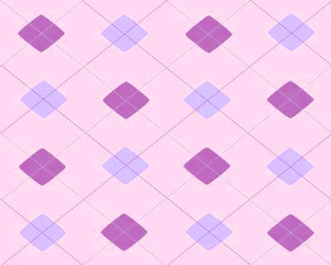 Argyle Purple Pink Layout