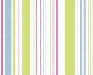 Girly Stripes Layout